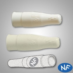 Capuchon silicone transparent NF Ne se commande plus