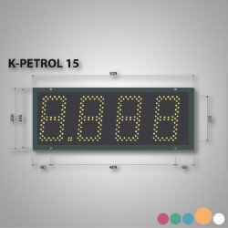 Kit K-Petrol module carburant