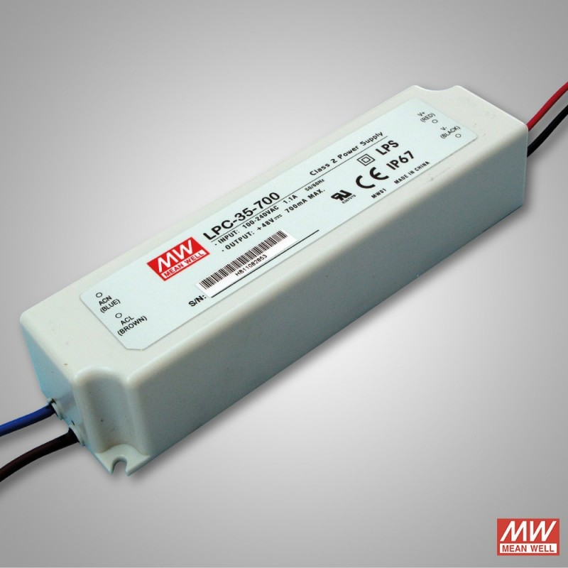 Alim - MeanWell 350mA 16 -8W IP66