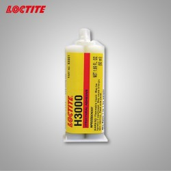 Loctite AA H3000 colle méthacrylate blanche 2x50ml
