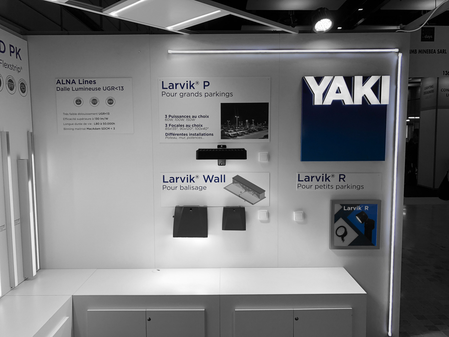 YAKI au Full LED Expo 2017