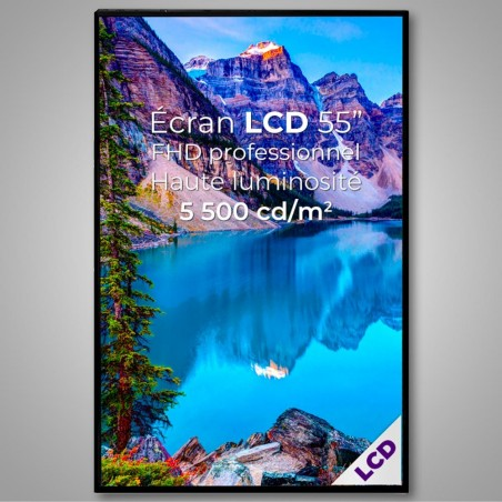 """Dynascan LCD DS - 55"""" - 5500 nits"""
